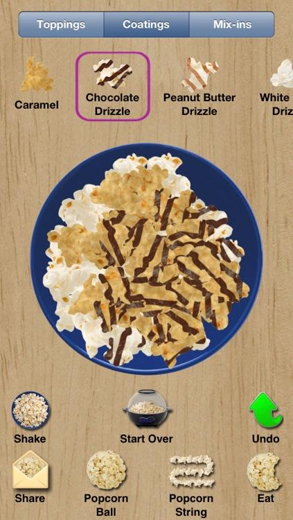 More Popcorn!