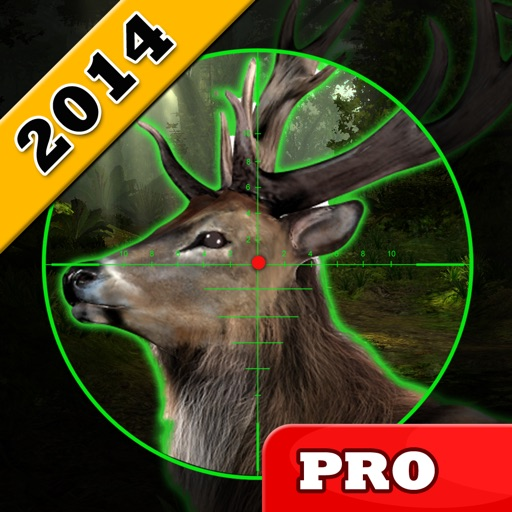 Hunting DEER Dark Night Shooting game Pro