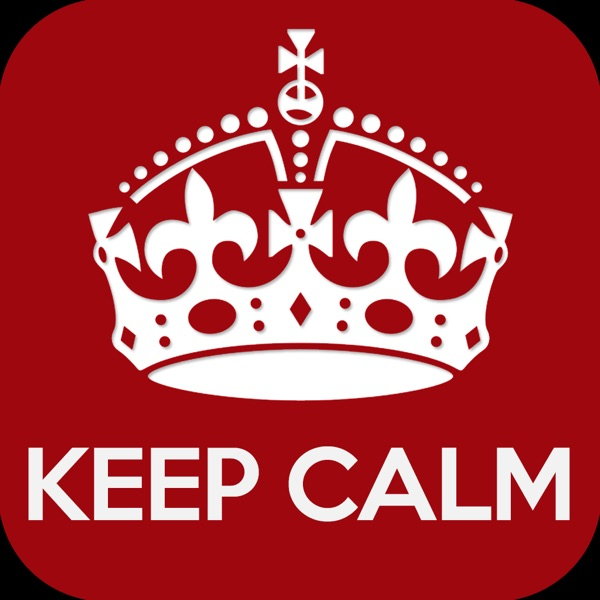 Calm It Keep Calm Pro Make Your Own Posters And Share In De App