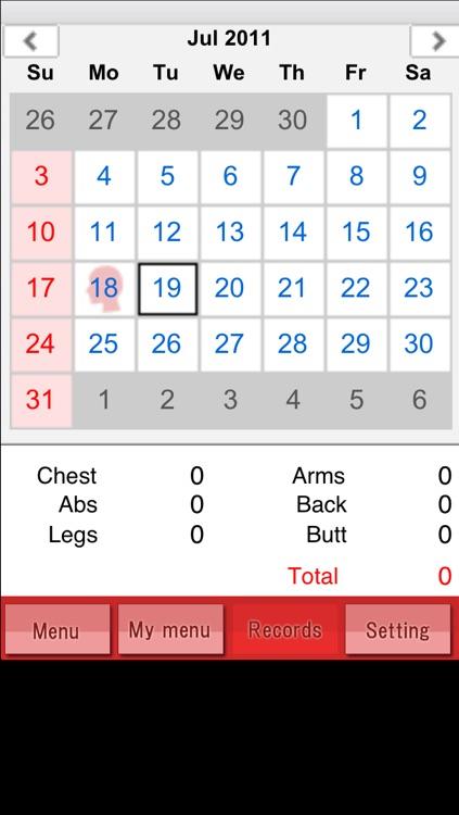 Muscle Body screenshot-3