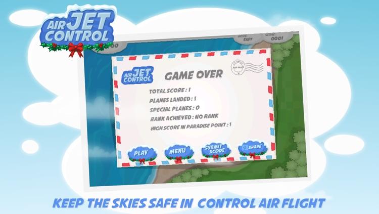 Air Jet Control Free: Flight Joyride screenshot-4
