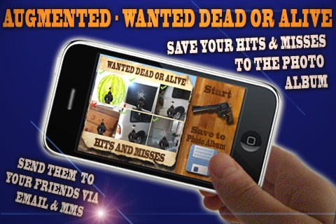 Augmented - Wanted Dead or Alive - First Person Shooter screenshot-3