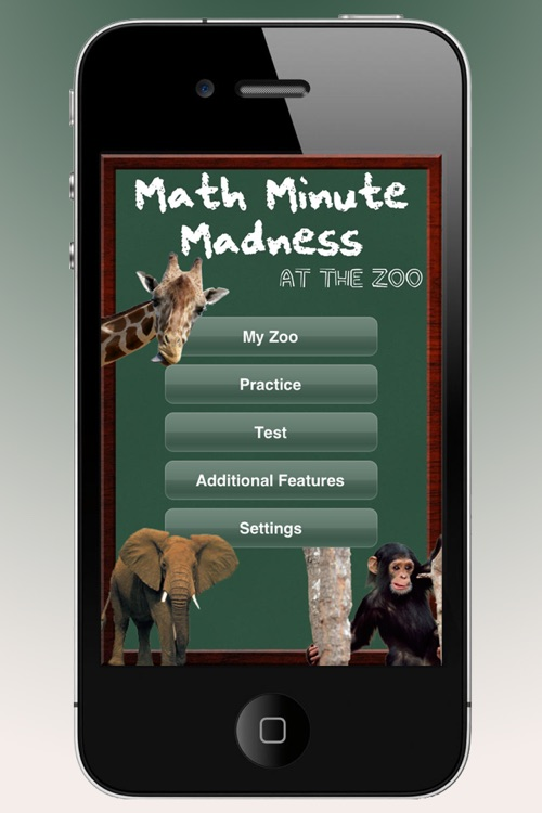 Math Minute Madness