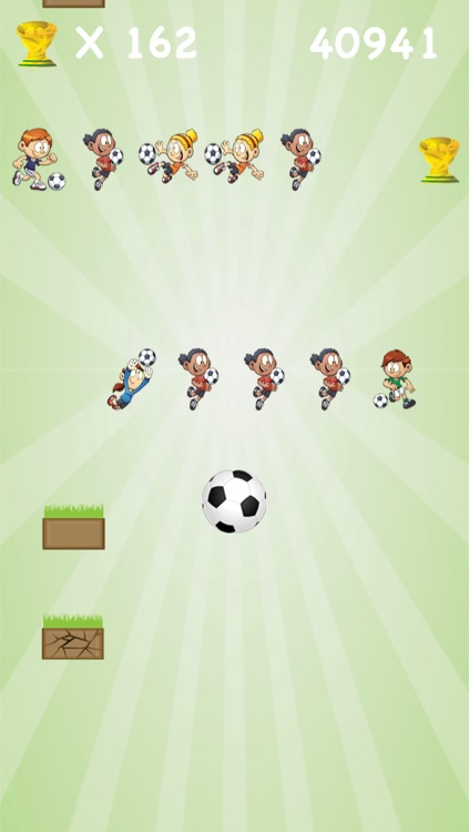 World Champion Jumping Soccer Ball (juggle the ball like a Brazilian player)