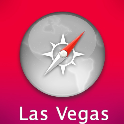 Las Vegas Travel Map