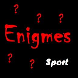 Enigmes à gogo - Sport