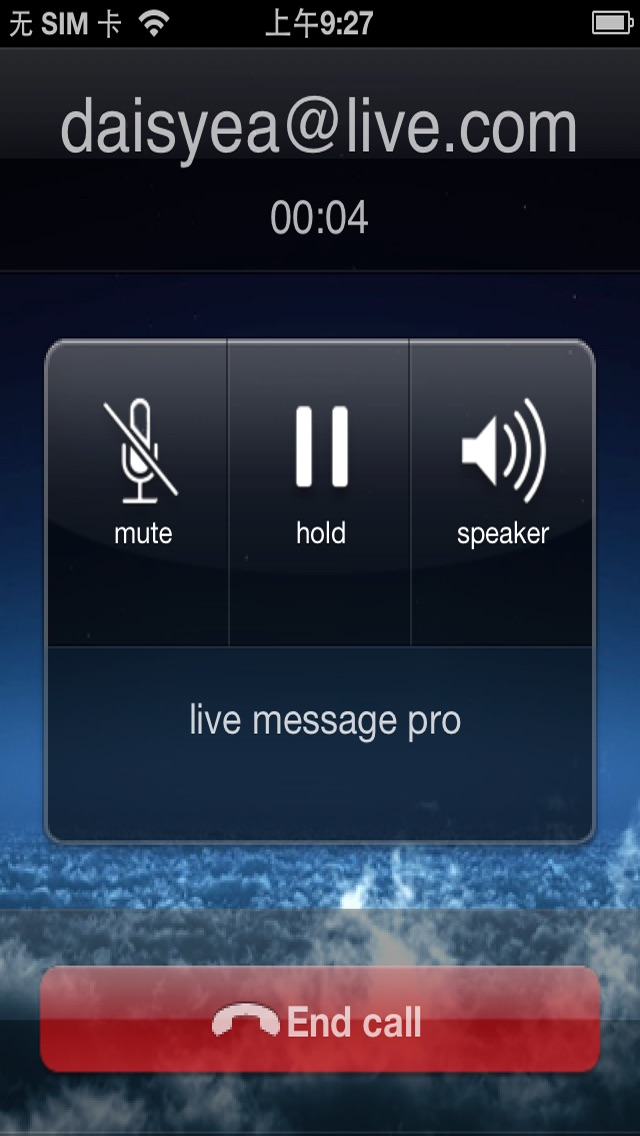 Live Messenger Pro Screenshot 4