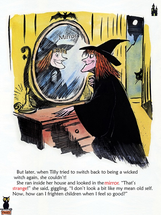 "Tilly Witch - A classic Halloween story book for kids by the author of Corduroy Don Freeman (""Lite"" version by Auryn Apps)"
