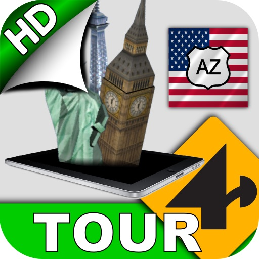 Tour4D Arizona HD icon