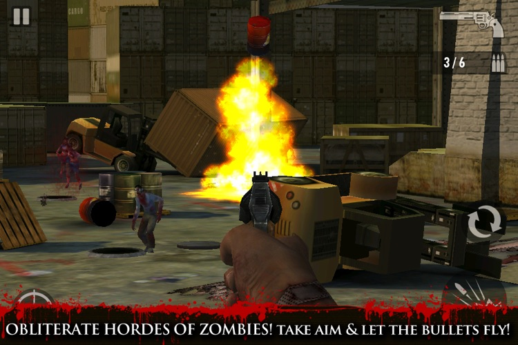 Contract Killer: Zombies screenshot-4