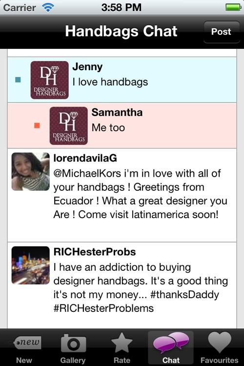 Designer Handbags screenshot-4