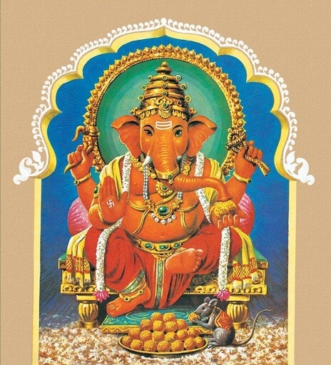 Ganesha - The Elephant Deity (in Japanese) - Amar Chitra Katha Comics