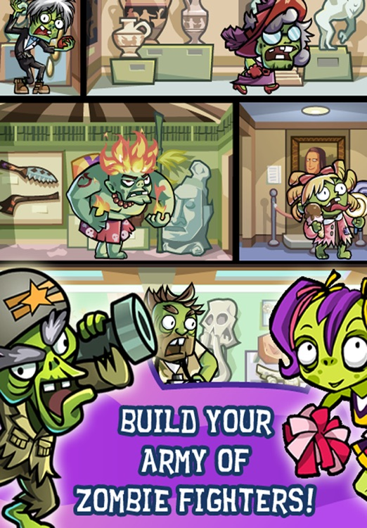 Zombie Takeover