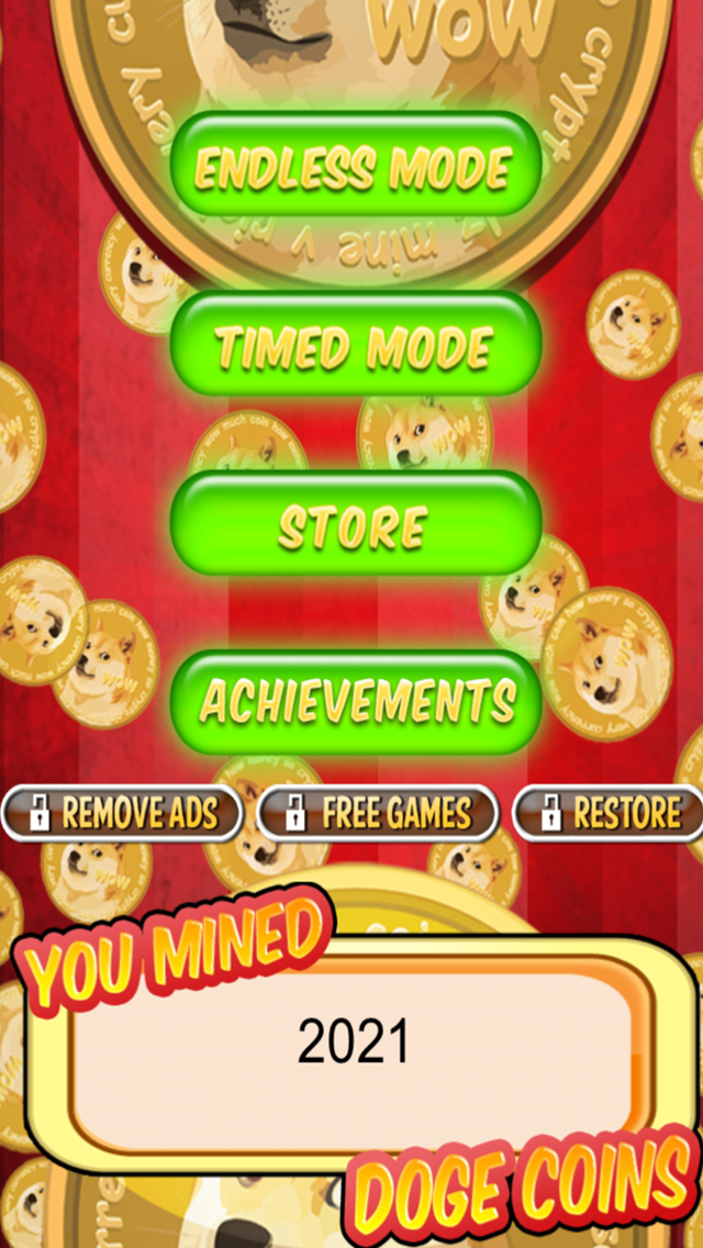 Doge Coin Clickers - Crypto Miner Sim Game 用于PC