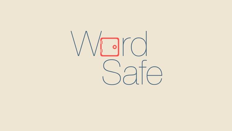 Word Safe - Free Word Puzzle Game screenshot-4