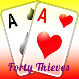 Classic Forty Thieves Card Game