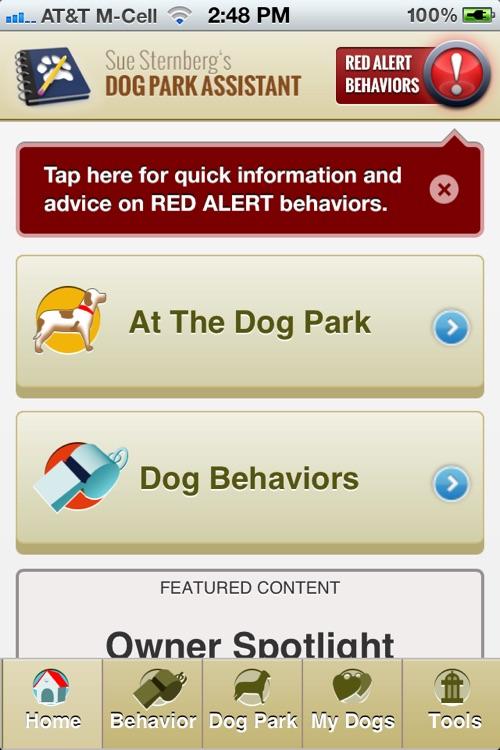 Dog Park Assistant