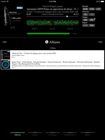 AmpliFlac Free - HD Flac Player-ipad-4
