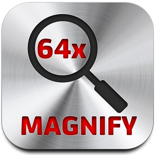 64x - Super Magnifying Glass