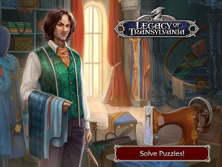 Legacy of Transylvania HD