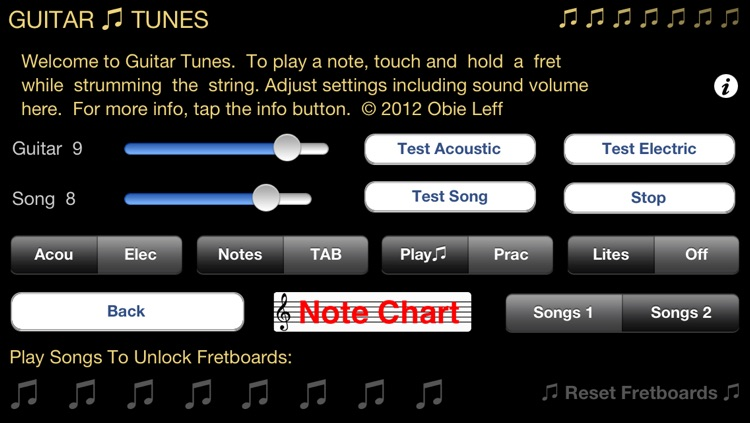 Guitar Tunes screenshot-4