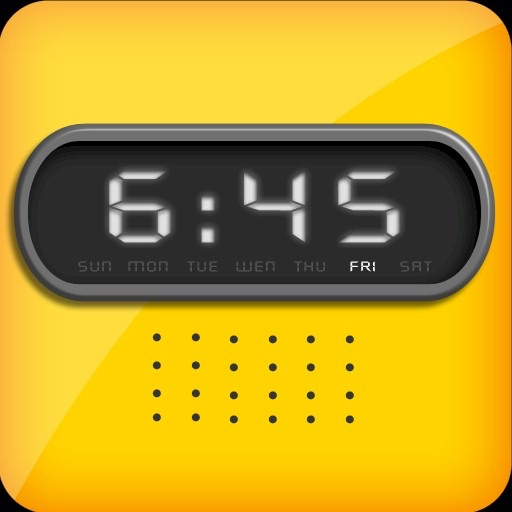 Weather News Clock icon
