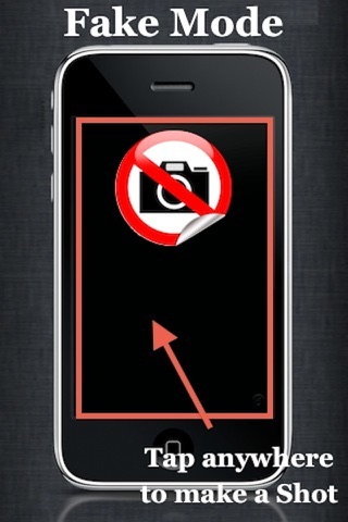 偽のカメラ - 無料のスクリーンショット1