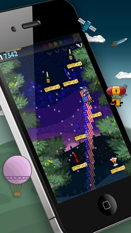 Nyan Cat: JUMP! screenshot-2