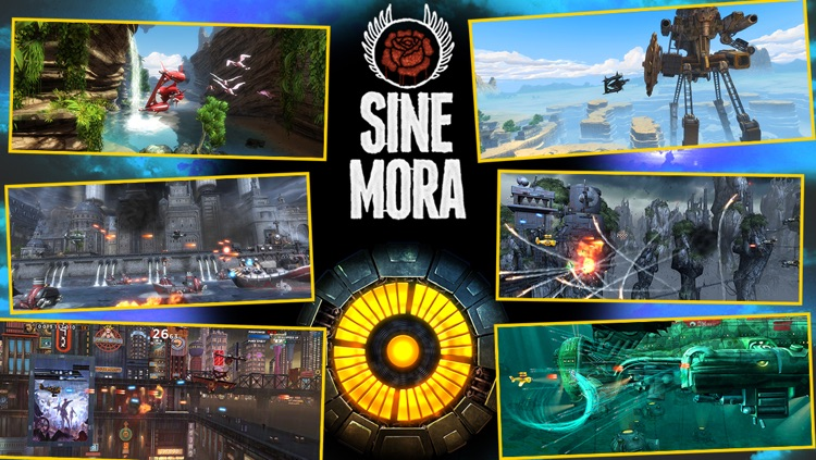 Sine Mora screenshot-1