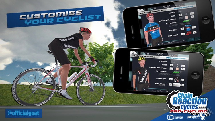 CRC Pro-Cycling screenshot-2