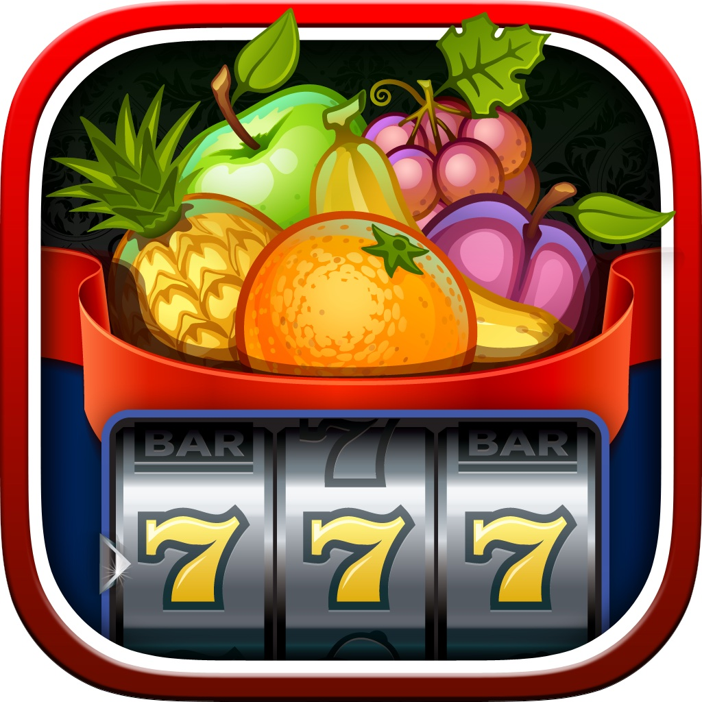 Fruit Slots Machine - Fun Big Money Bonus Slot Games