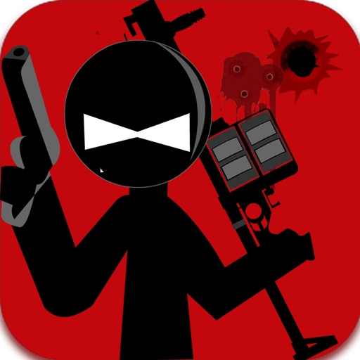 A Stickman Shooting Gangster - Cartel Turf Wars In The Streets