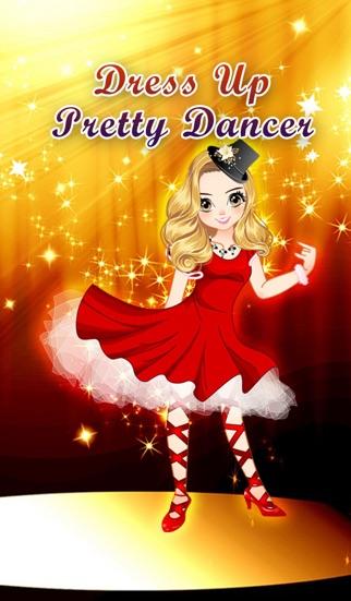 Dress Up Pretty Dancer - Makeover Kid Games for Girls.