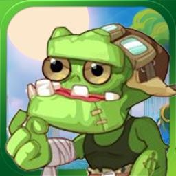Zombie Battle HD