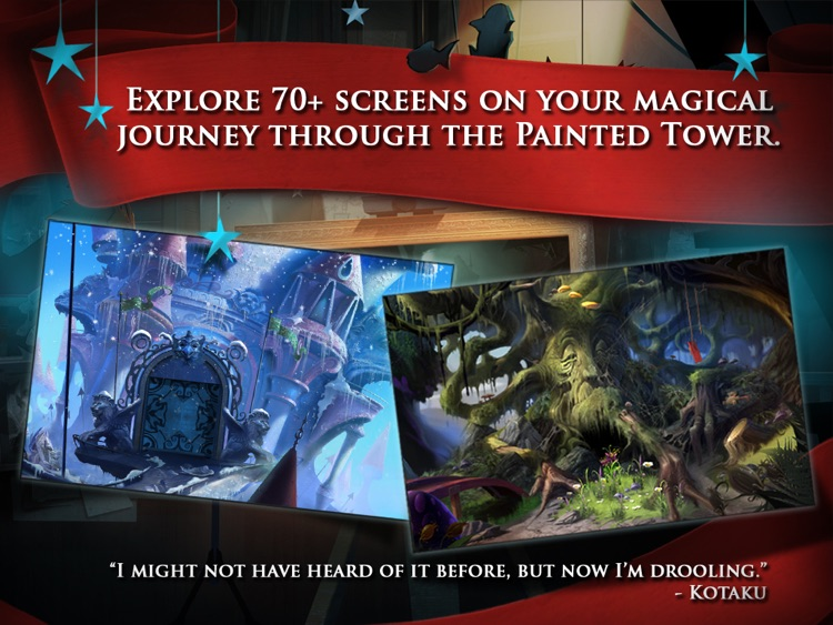 Drawn: The Painted Tower HD (Full) screenshot-1