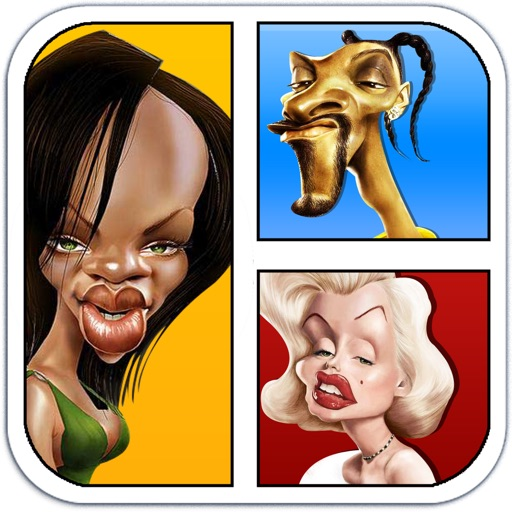 Celebrity Scramble Pro icon
