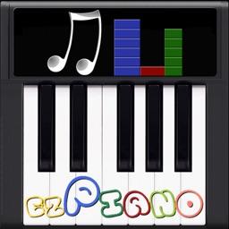ezPiano for iPad: 100+ Songs with Full Accompaniment!