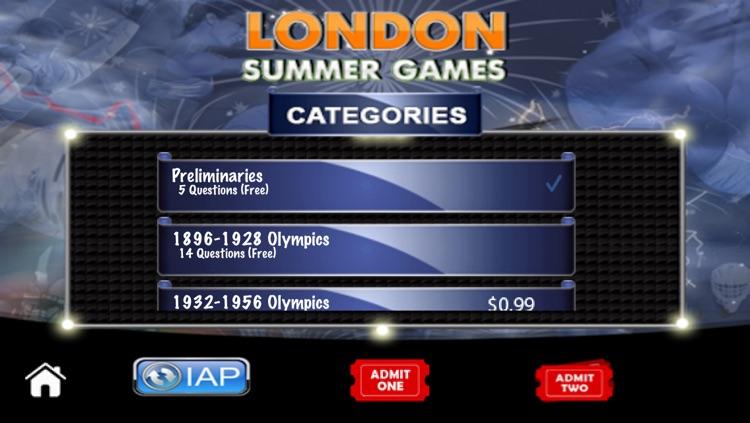 London Summer Games!