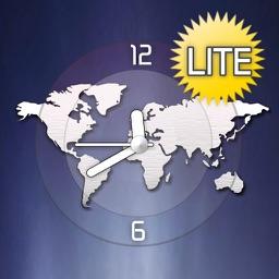 i C Lite: Analog and Digital Clocks with Inspirational Quotes