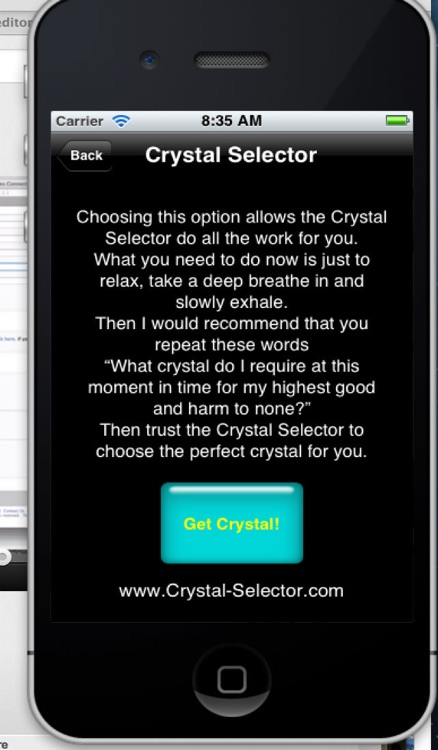 Crystal Selector screenshot-3