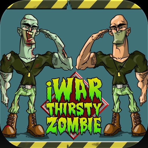 iWar Thirsty Zombie icon