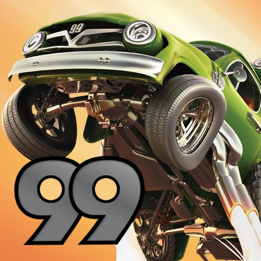 Stunt Car Racing 99 Tracks icon