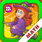 Abby Monkey®: Halloween Basic Math icon