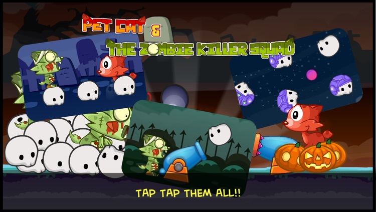 9 Games in 1 - Zombie Cats screenshot-3