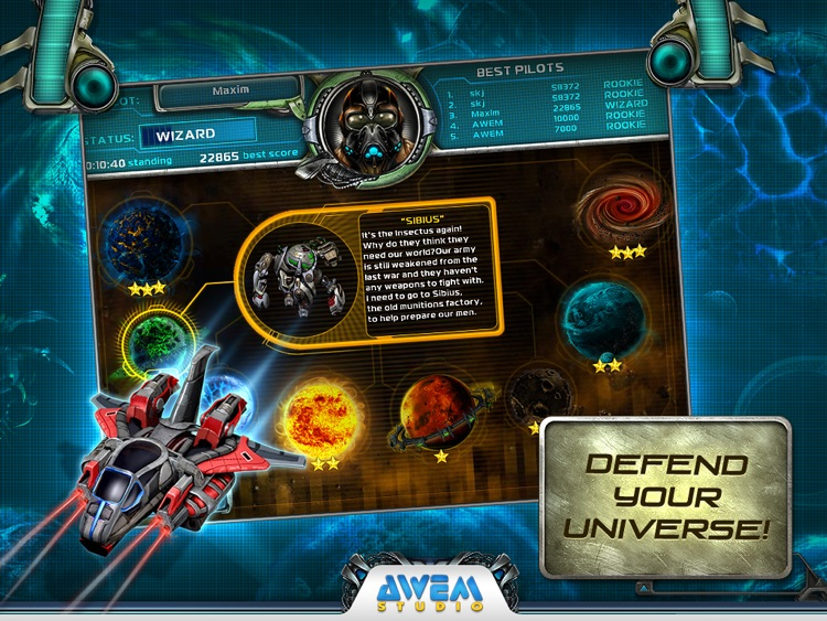 Star Defender 3 screenshot-4