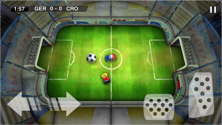 Soccer Rally