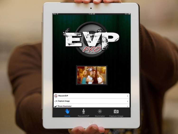 EVP PRO for iPad