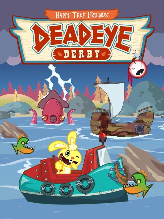 Happy Tree Friends: Deadeye Derby HD