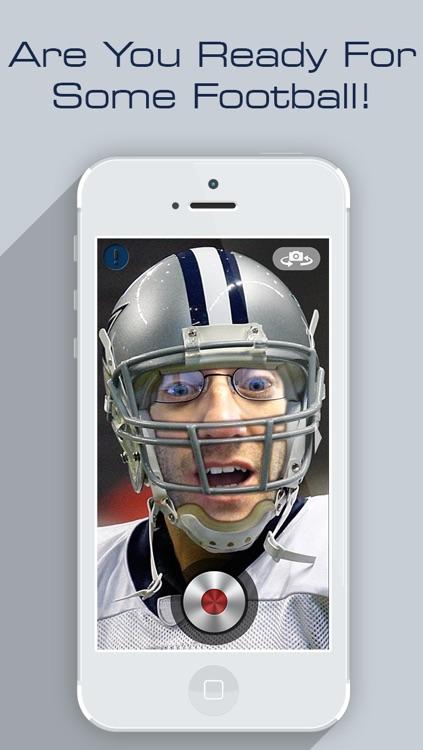 Face Cam - Dallas Cowboys Edition screenshot-4