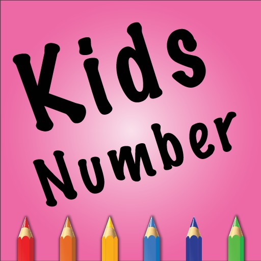 Kid's Numbers HD icon